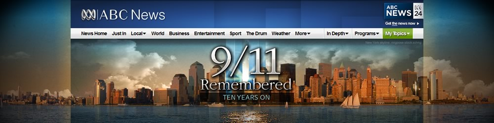 9/11 Remembered- Ten Years On